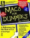 Macs For Dummies, 3rd Edition