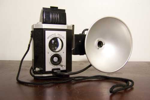 Brownie Reflex, Synchro Model