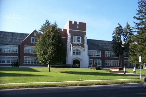 James Monroe School, South Bend, Indiana