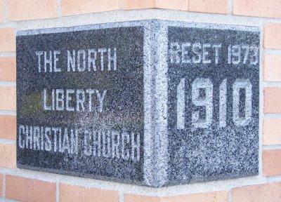 Cornerstone at North Liberty Christian Church