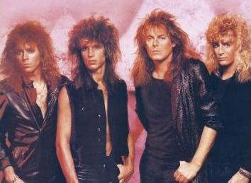 Dokken must have had wicked hairspray bills.