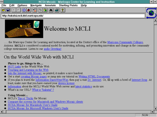 This was the Web in 1994, kiddies