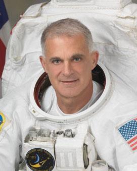 Astronaut David Wolf