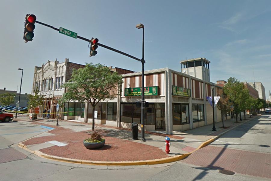 Peanut Shop corner 2011 Google Street View