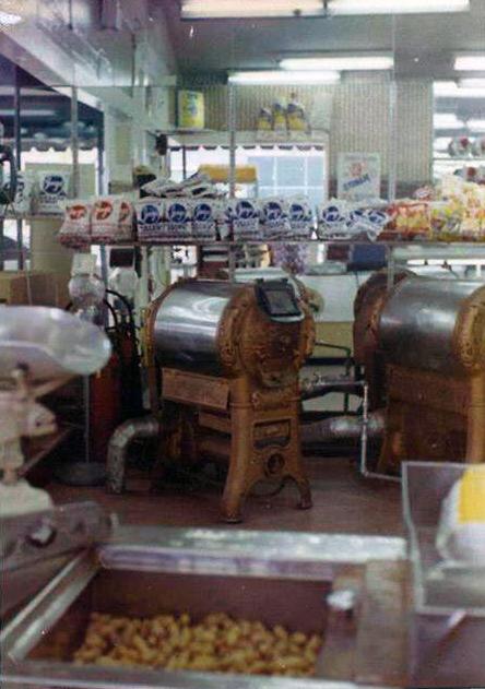 Peanut Shop Interior proc