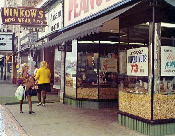 Peanut Shop South Bend proc