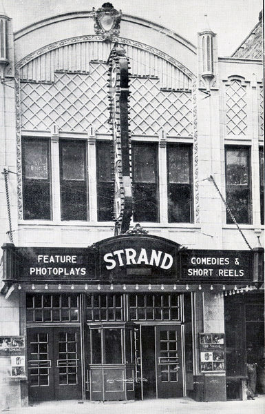 Photo source: Strand Theater Shelbyville