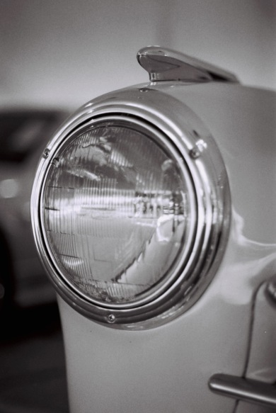 Headlight.