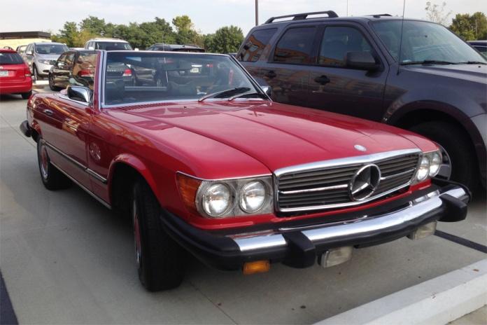 1973-80 MB 450 SL c