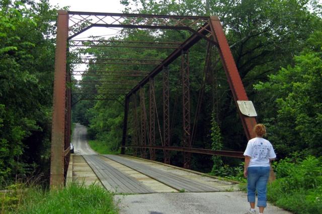 1891 Cooper Iron Bridge, Putnam County, Indiana