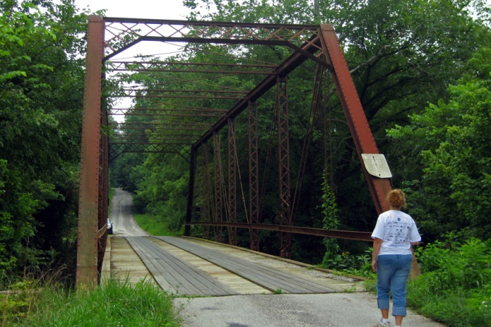 1891 Cooper Iron Bridge, Putnam County, Indiana