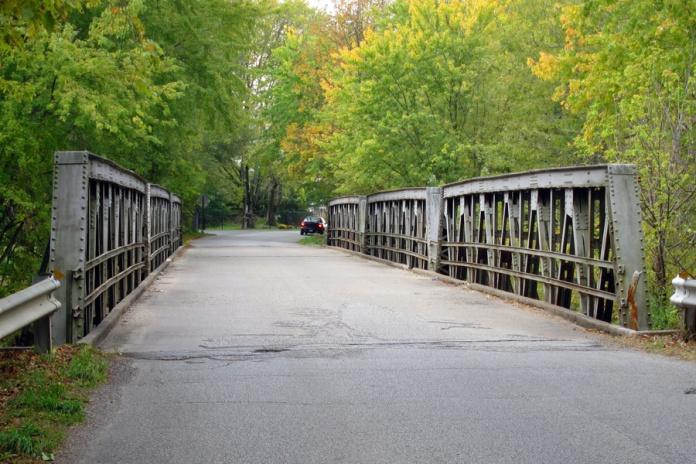 1925 SR 37 bridge, Morgan County, Indiana