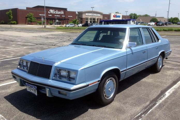1983-84 Chrysler E-Class j