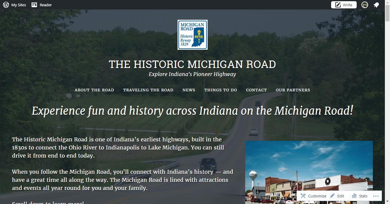 historicmichiganroad