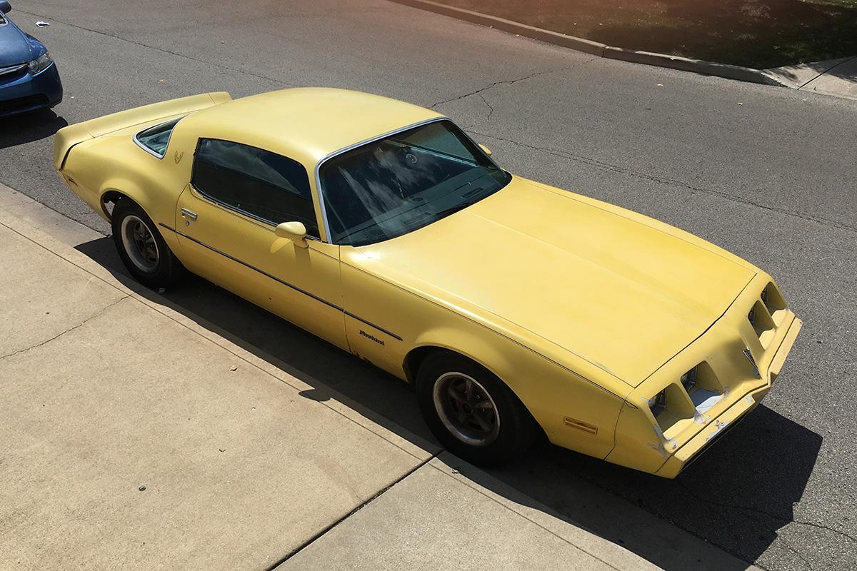 1977-81 Pontiac Firebird