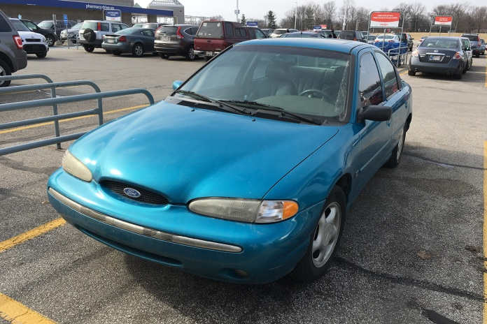 1995-97 Ford Contour