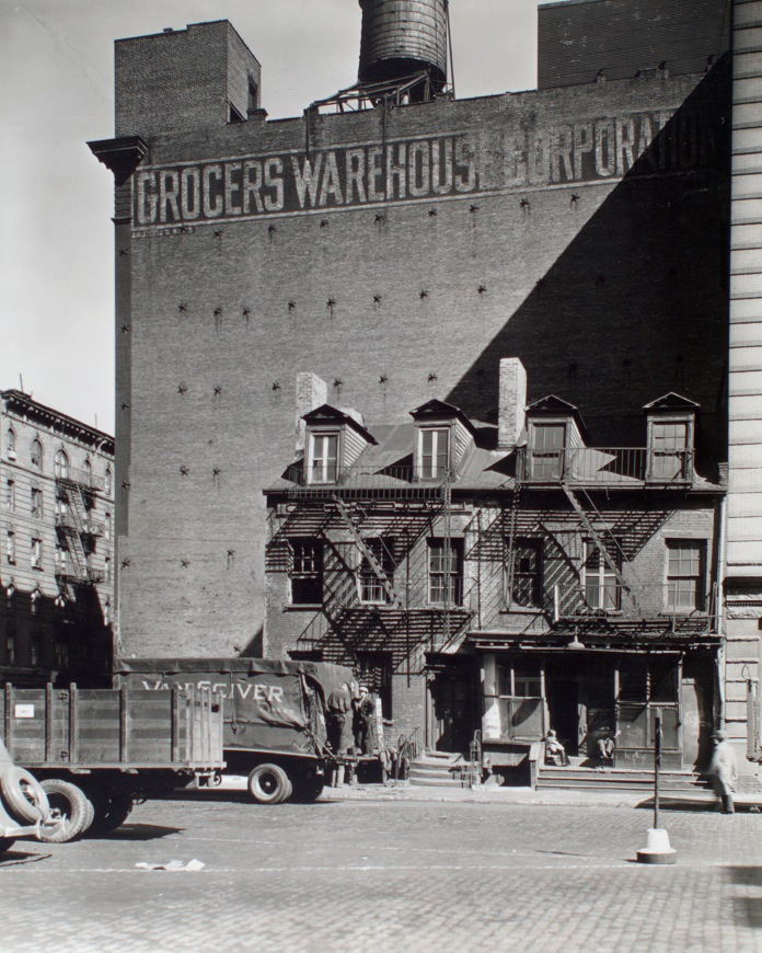 Broome Street no. 512-514, Manhattan, 1935