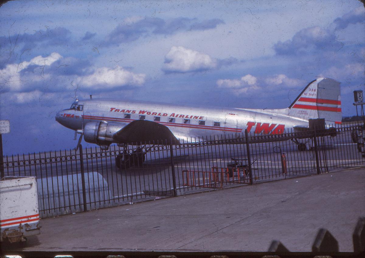 IMG_20180302_0042 TWA Airplane - County Airport - Summer 1947
