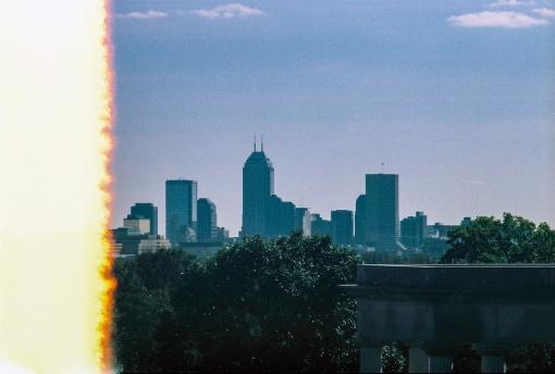 Indianapolis cityscape