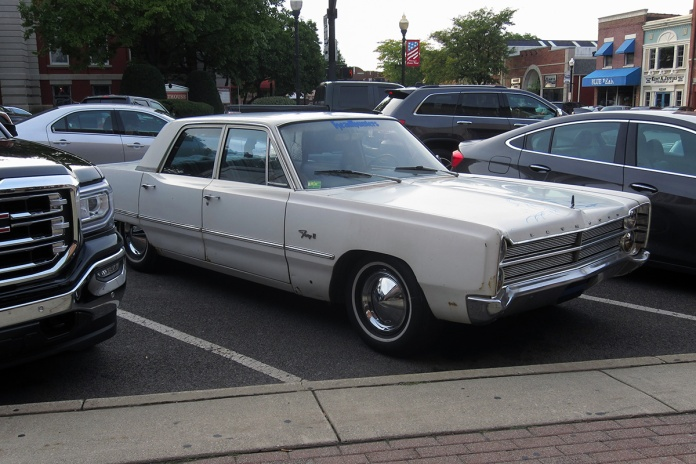 1967 Plymouth Fury II