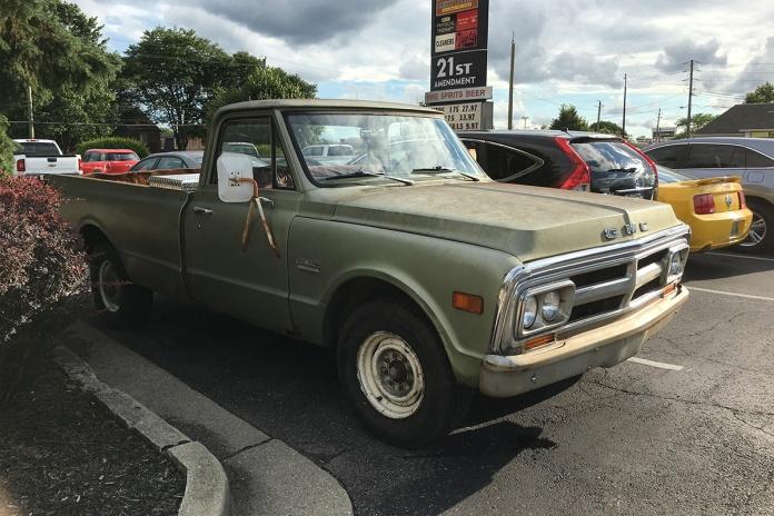 1968-72 GMC truck