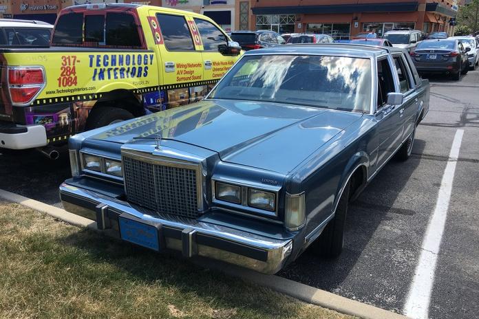 1981-89 Lincoln Town Car