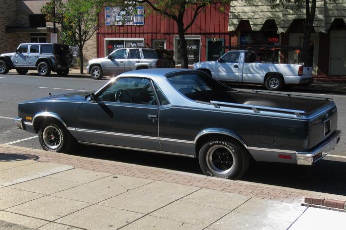 1982-85 Chevrolet El Camino