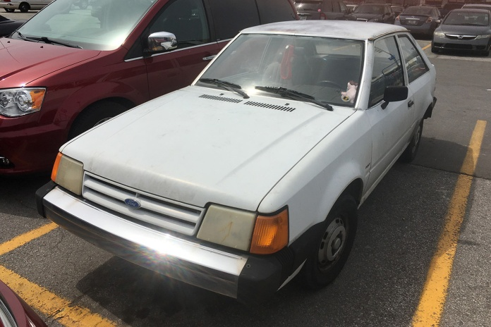 1986 Ford Escort Pony