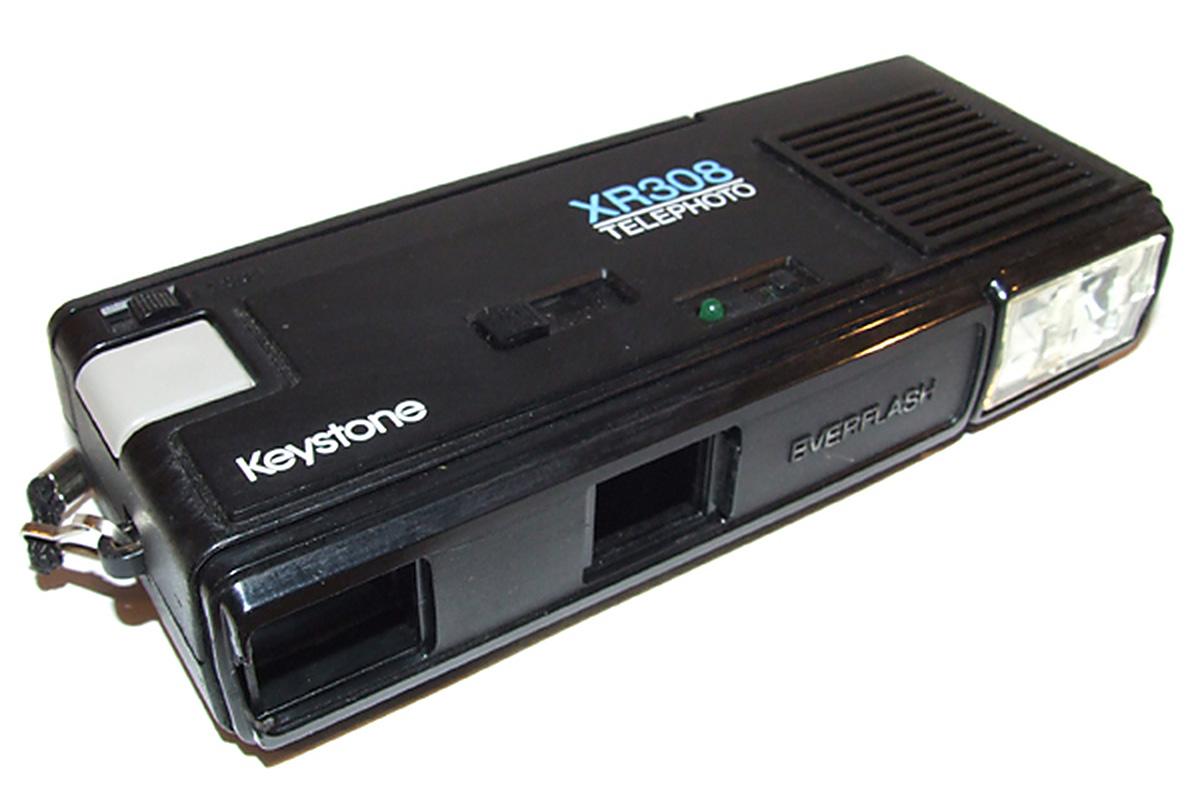 Keystone XR308 camera